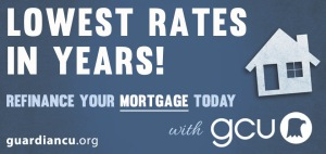 Lowest Rates Mortgage Poster Billboard
